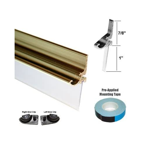 Shower stall waterproof strip replacement parts