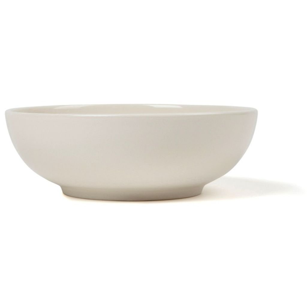 Another Country Stoneware Pasta Bowl   Cream