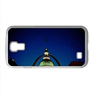 Gateway Arch, Missouri Watercolor style Cover Samsung Galaxy S4 I9500 Case (Missouri Watercolor style Cover Samsung Galaxy S4 I9500 Case)