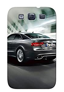 Ideal Gift - Tpu Shockproof/dirt-proof Audi S5 Cover Case For Galaxy(s3) With Design