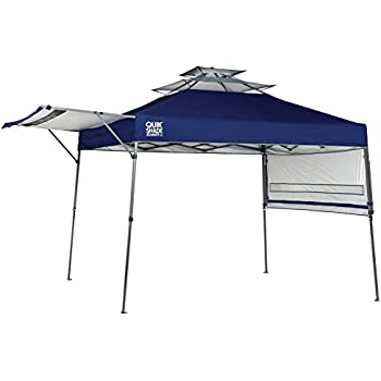 Amazon Com Quik Shade Summit 10 X 17 Foot Instant Canopy