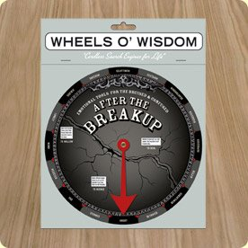 Knock Knock Wheels O' Wisdom
