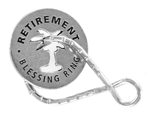 Reversible Grandma Heart Charm - RETIREMENT