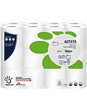 Papernet Självupplösande toalettpapper Bio Tech 2-skikts 24 rullar för camping och båt Produktnamn