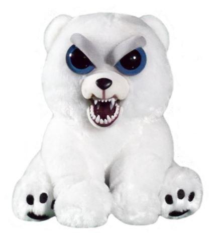 William-Mark-Karl-the-Snarl-Plush-Stuffed-Polar-Bear-85-Inch