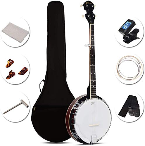 Costzon 5-String Banjo 24