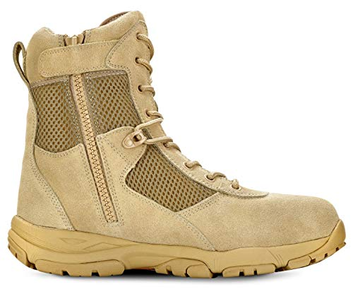 Athletic Suede Hiking Boots - Maelstrom Landship 2.0 Men's 8