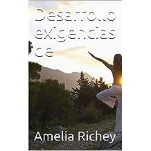 Desarrollo exigencias de  (Spanish Edition)