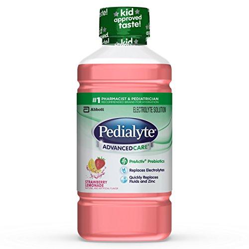 Pedialyte AdvancedCare Electrolyte Solution with PreActiv Prebiotics