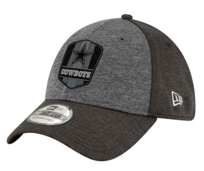 Image Unavailable. Image not available for. Color  Dallas Cowboys New Era  Fashion Sideline Road 39Thirty Cap 16fefdd158b