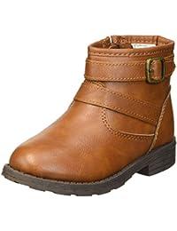 Kids Girl's Cindia Khaki Ankle Boot