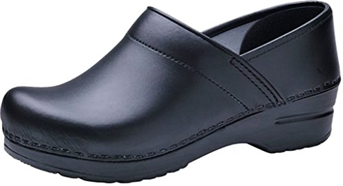 Picture of Dansko Men's Professional Box Leather Clog