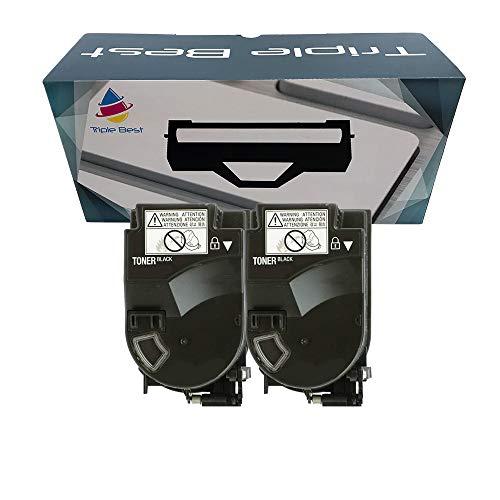 Triple Best Remanufactured Toner Cartridge Replacement for Konica Minolta bizhub C350 bizhub C351 bizhub C450 bizhub C450P NEC IT45C1 IT35C1 ineo+ 350 ineo+ 450 (2 Pack)