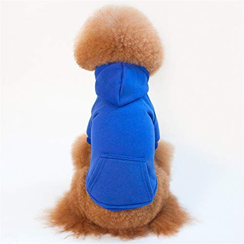 Jdogayncat Pet Supplies, Bright Colors, Teddy, Small Dogs, Autumn and Winter Clothes, Sweaters