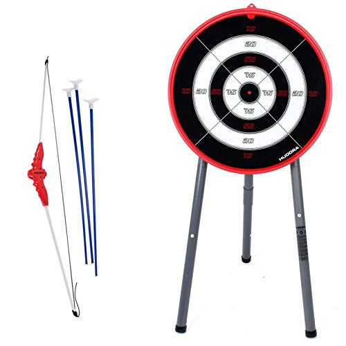 Malcam Hunting Series Toy Archery Bow & Arrow Set with Target and Accessories