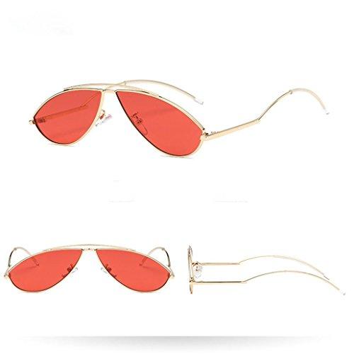 Été Lunettes Fashion De Hommes Sunglasses Color D Femmes Man Rapper Soleil Eye Rétro Rawdah Cat Frame Vintage Unisexe wnRYEqzYC