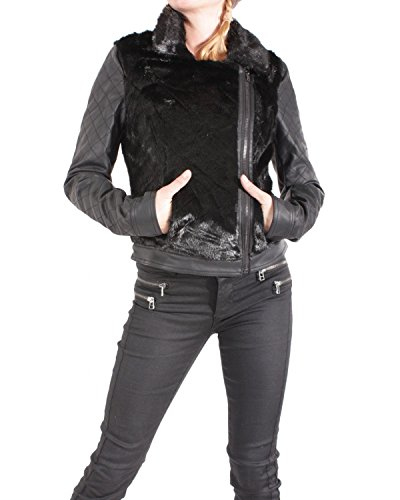 Vero Moda Damen Jacke Liana 10080350 schwarz