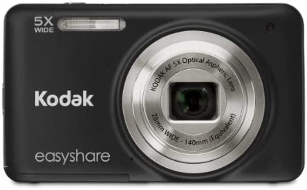 Kodak EasyShare M5350 - Cámara digital (Auto, Luz de día, Manual ...