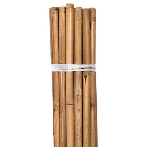 Edge Stake - Grower's Edge Natural Bamboo Plant Stakes - 6 ft (50/Pack) (740760)
