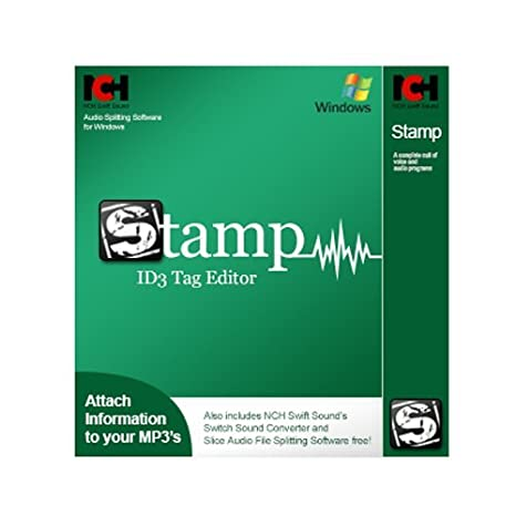 Stamp ID3 Tag Editor - Edit Mp3 Tags and Update Song Metadata for Music  Files [Download]