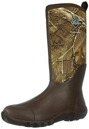 Muck Boot Men's Feildblazer II Knee High Boot, Realtree Extra, 12 Regular US