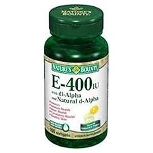 WP000-11453 11453 Vitamin E Dl-Alpha 400IU Softgels 100 Per Bottle From NX Generation Ltd…