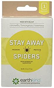 Earthkind Stay Away, Spider Repellent, 2.5 Ounce