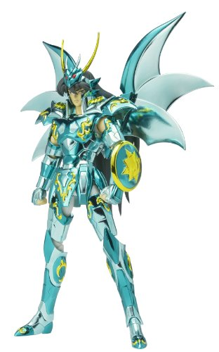 Bandai Tamashii Nations Saint Myth Cloth 10th Anniversary Version Dragon Shiryu God Cloth Action Figure
