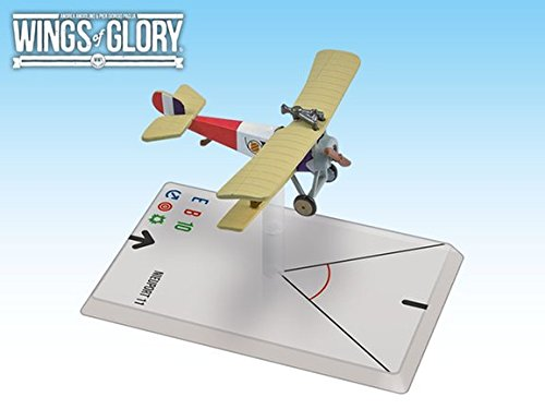 Wings of Glory WWI: Nieuport 11 (De Turenne) by Ares Games