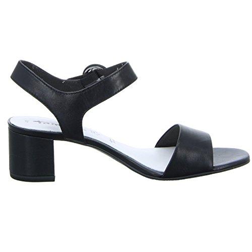 Womens Tamaris Schwarz 20 1 Sandals 28324 qOn4ytWO