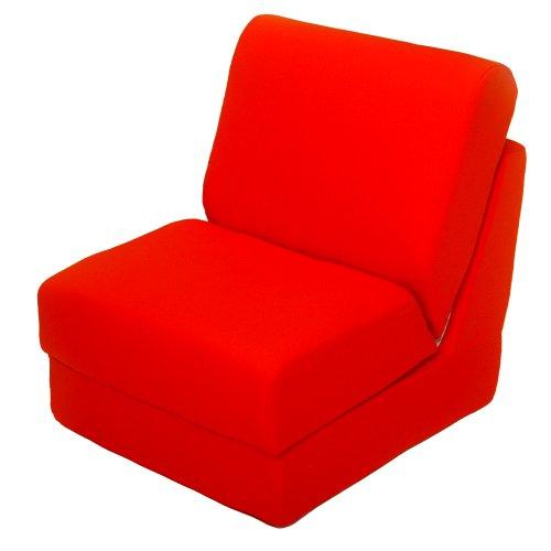 Fun Furnishings Teen Chair, Orange -