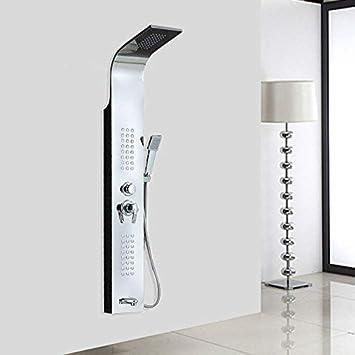Ducha Mampara de ducha termostática Ducha de acero inoxidable ...