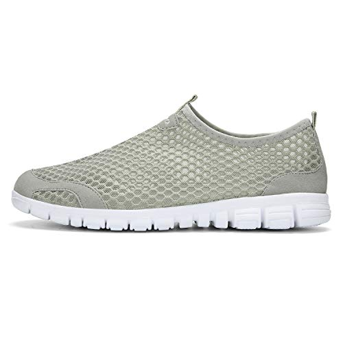 Pictures of LEADERICA Men's Lightweight Aqua Water Shoes Variation 6