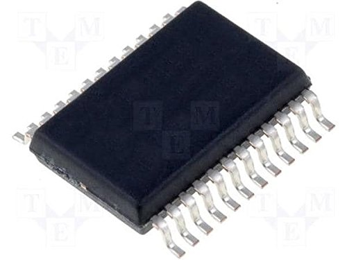 Analog to Digital Converters - ADC Dynamic Range Energy Meter IC (1 (Adc Analog Digital Converter)