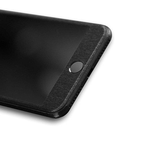 AppSkins Vorderseite iPhone 7 PLUS Metal black