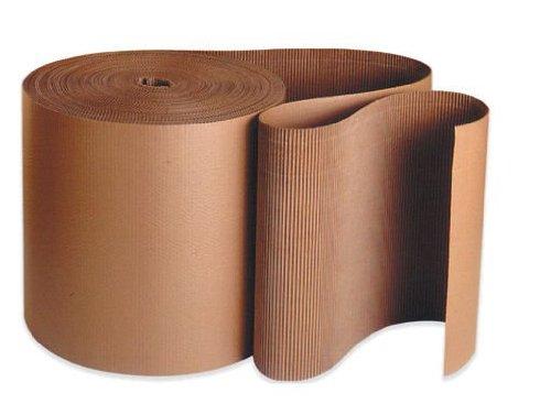 (Aviditi A Flute Single Face Corrugated Roll, 250' X 4