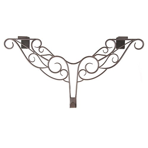 Tree Wreath Hanger (Village Lighting Antler Adjustable Wreath Hanger)