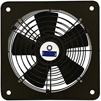 Ventilador axial de pared (300 mm, 2550 m3/h): Amazon.es: Bricolaje y herramientas