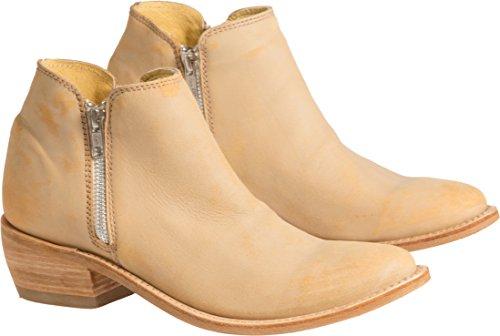 Liberty Noir Femmes Vegas Claro Bottines Courtes Bout Rond - Lb711137b Vintage Beige