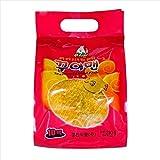 Seasoned Dried Filefish Fishmeat 23g x 10 packs, Kuiman 꾸이맨