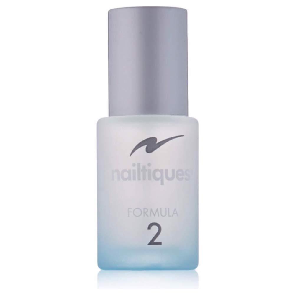 Nailtiques Formula 2 Nail Protein 0.5 oz. by Nailtiques