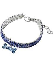 YiKaSin Pet Collar (Blue) (L)