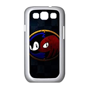 Samsung Galaxy S3 9300 Cell Phone Case White Sonic And Knuckles LV7091203