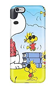 Snap-on Snoopy Case Cover Skin Compatible With Iphone 6 Plus
