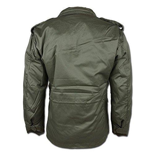 Mil-Tec Classic US M65 Jacket Olive (Large)