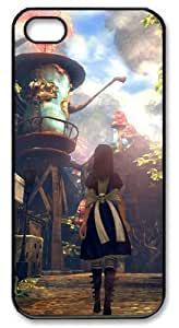 LZHCASE Personalized Protective Case For Sam Sung Note 3 Cover - Game American.McGee's Alice Madness Returns
