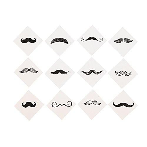 Fun Express Fingerstache Movember Mustache