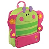 Stephen Joseph Sidekick Backpack, Butterfly