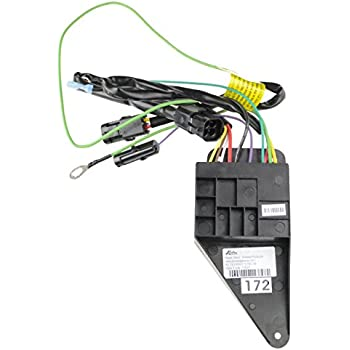 kwikee 1510000172 control unit for step assembly