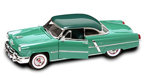 Road Signature 92808bur 1952 Lincoln Capri Burgundy 1-18 Diecast Car Model